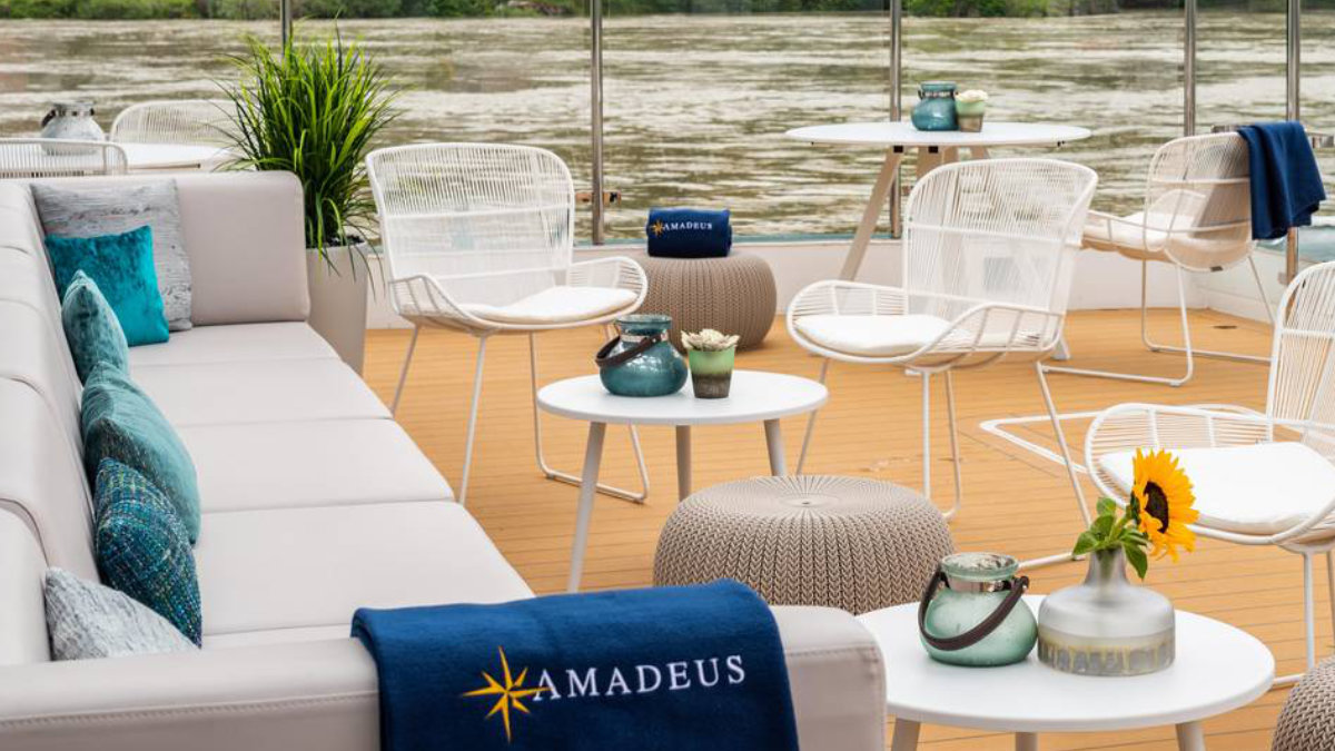 MS Amadeus Star - River Terasse