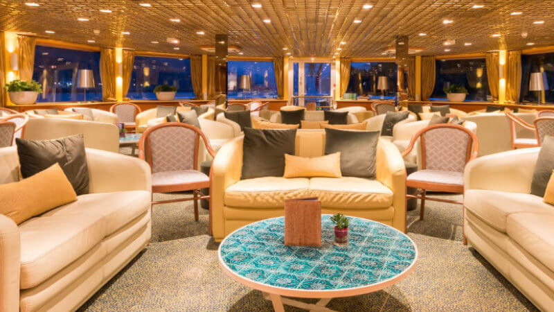 MS Magellan - Lounge