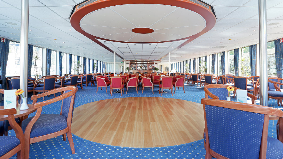 MS Rousse Prestige - Panorama Lounge