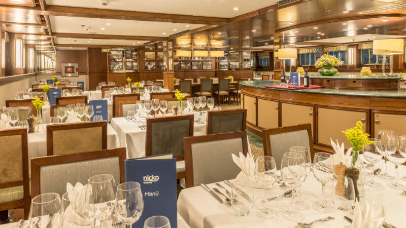 MS Douro Cruiser - Restaurant