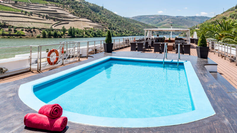 MS Douro Cruiser - Pool