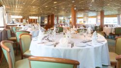 MS Magellan - Restaurant