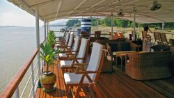 MS Thurgau Exotic II - Sonnendeck